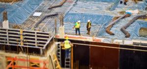 BHP dla biznesu - plac budowy